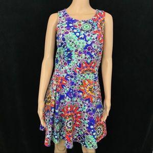 L'Amour Nanette Lepore Sleeveless Dress Skirt